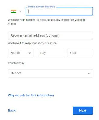 google account kaise banate hain
