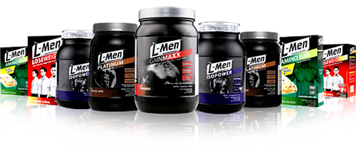 Review susu weight gainer L-Men Gainmass