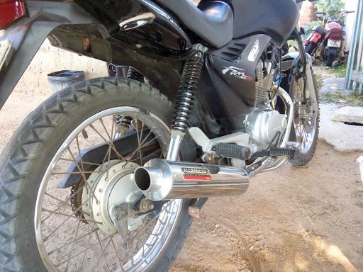Barulho de motos com escapamento adulterado entra na mira da fiscalização