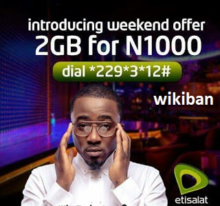 2GB for N1000 and 5GB N5000 evening and night data plan