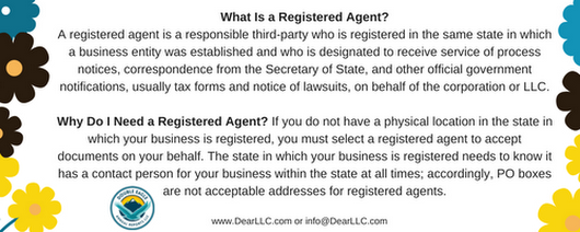 Now Offering Registered Agent Services!