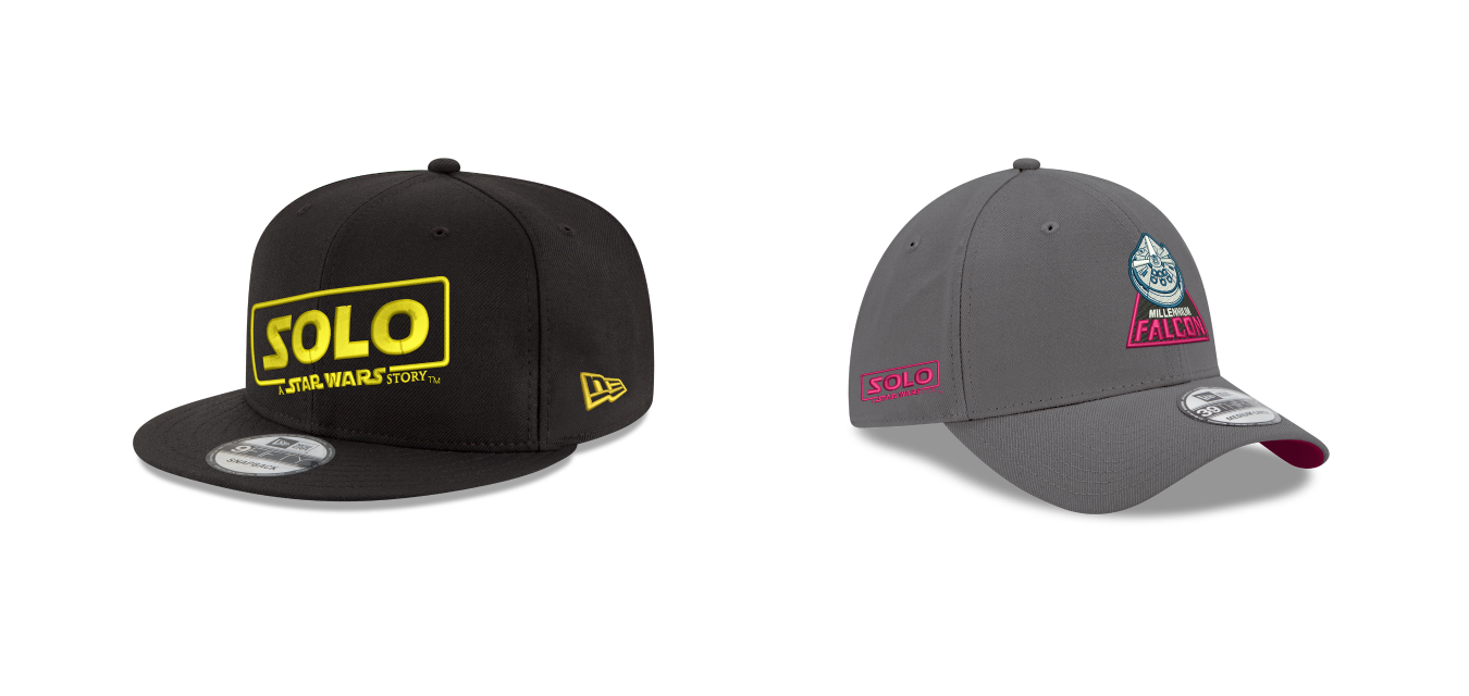 0a641a9f0ba47 The Blot Says...  Solo  A Star Wars Story Hat Collection by New Era Cap