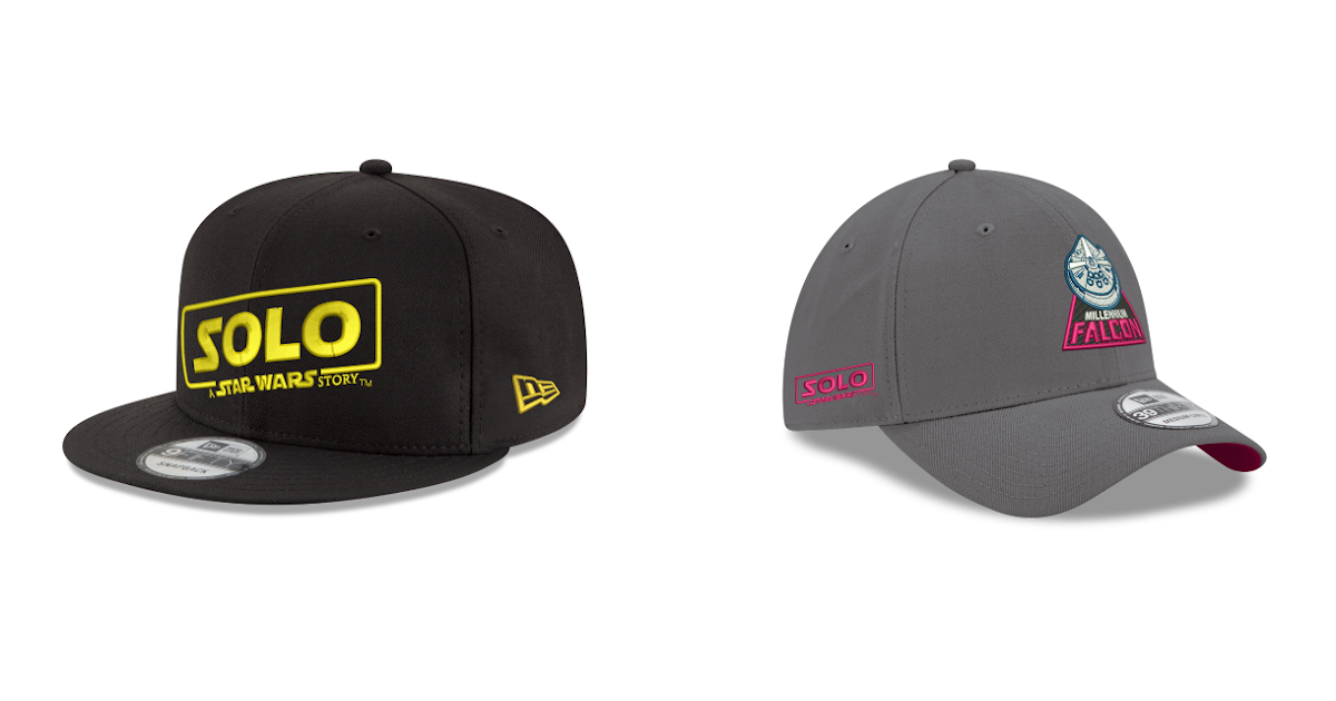 The Blot Says...  Solo  A Star Wars Story Hat Collection by New Era Cap d0cecc73e004