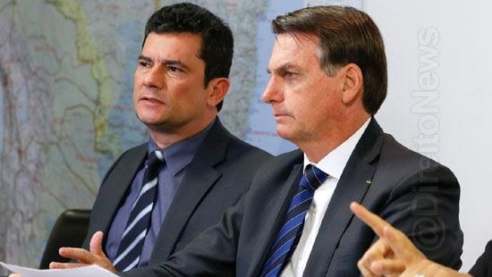 moro bolsonaro vacina tem presidente brasilia