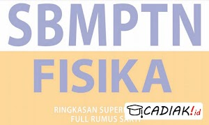 Ebook PDF Modul Sakti UTBK SBMPTN Fisika