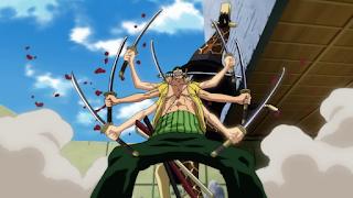 7 Fakta Kaku One Piece