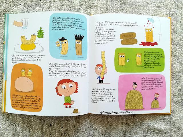 || Les pâtes (Présentation & Avis)(Chut, les enfants lisent # 101)