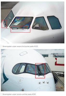 wiper pesawat udara