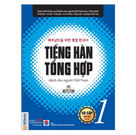 Tiếng Hàn Tổng Hợp Dành Cho Người Việt Nam - Sơ Cấp 1 (Bản Đen Trắng) ebook PDF-EPUB-AWZ3-PRC-MOBI