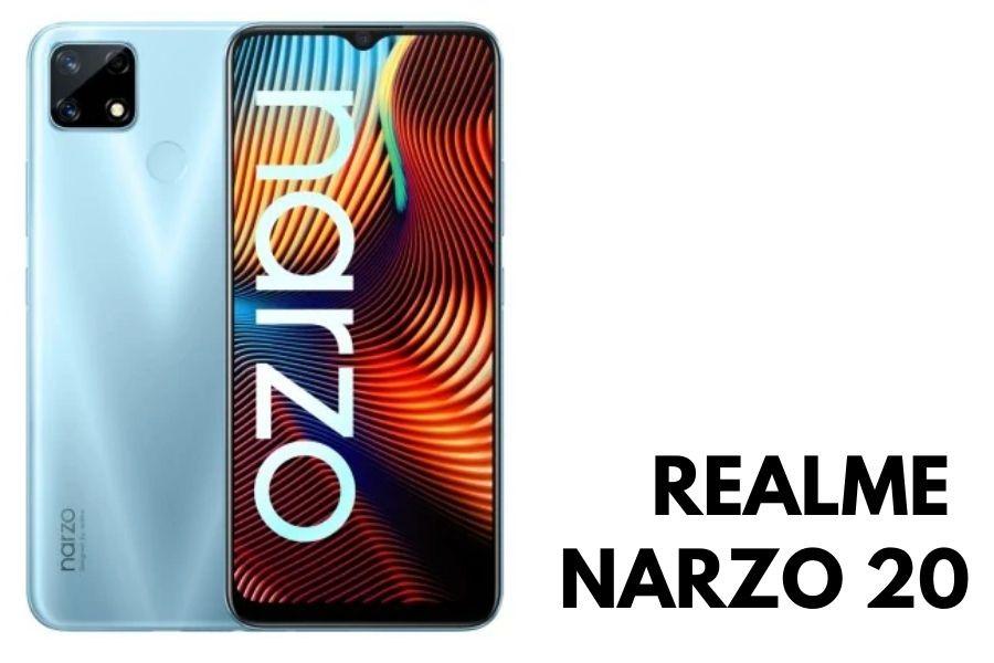 Realme Narzo 20, Smartphone Gaming Terbaik dengan Harga 2 Jutaan