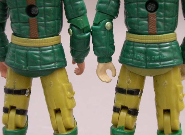 2005 Comic Pack Horrorshow, Oktober Guard, Prototype, Pre Production