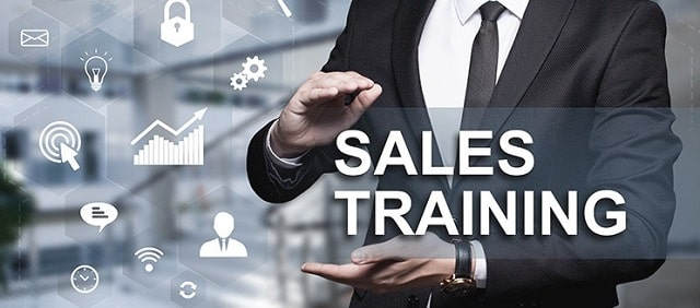 importance sales training professional seller