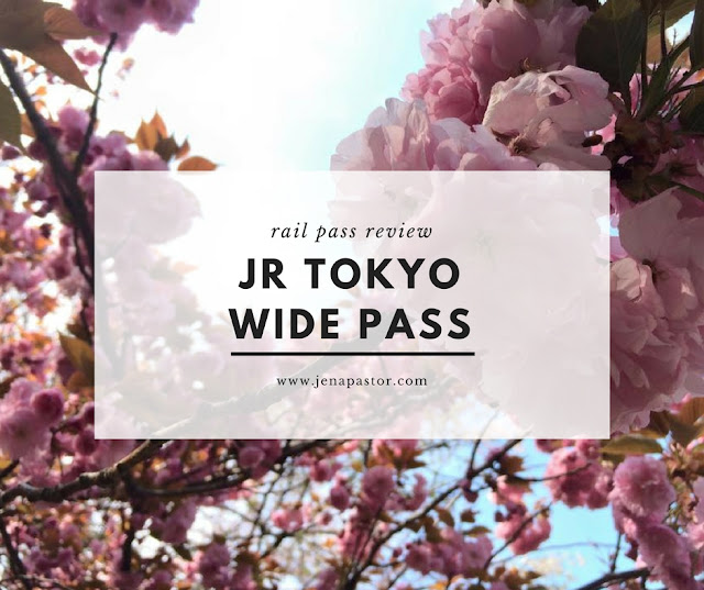 rail pass review, cherry blossoms