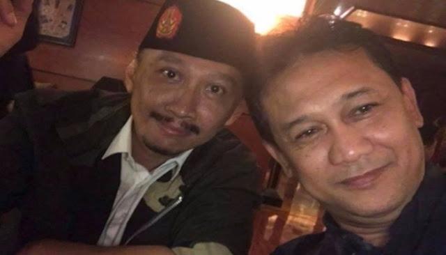 Denny Siregar Tak Setuju Tersangka Korupsi Bansos Dihukum Mati