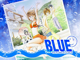 Blue de Kozue Chiba