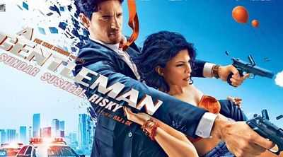 Gentleman Bollywood Movie Download 2017 300MB HDRip