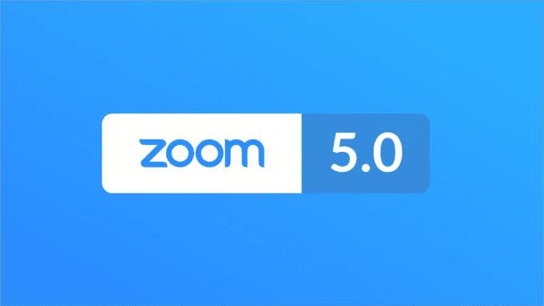 update mayor zoom 5.0 dengan enkripsi disempurnakan dan keamanan lainnya