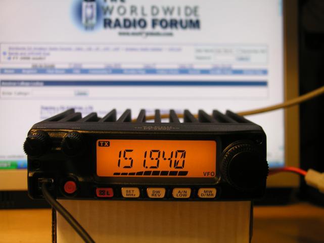 Yaesu FT-2900R   FT-2980R: Yaesu ft-2900r frequency modification