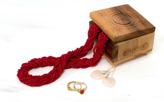DIY | Geflochtene Halskette