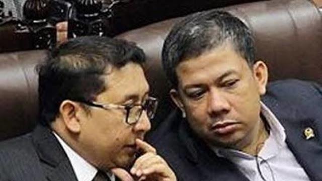 Habis Ketua BEM UI, Kemudian Fahri Hamzah, Lalu Fadli Zon Nimbrung Kasih Kartu Merah Ke Jokowi, Lagi Bikin Dagelan?