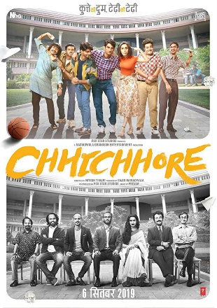 Chhichhore 2019 Full Hindi Movie Download HDRip 720p