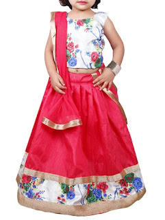 Cutiepie Ethnic Lehanga Choli Sets