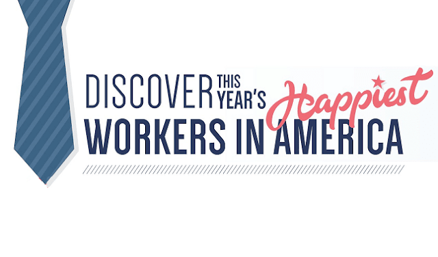Discover This Year Happiest Workers In America