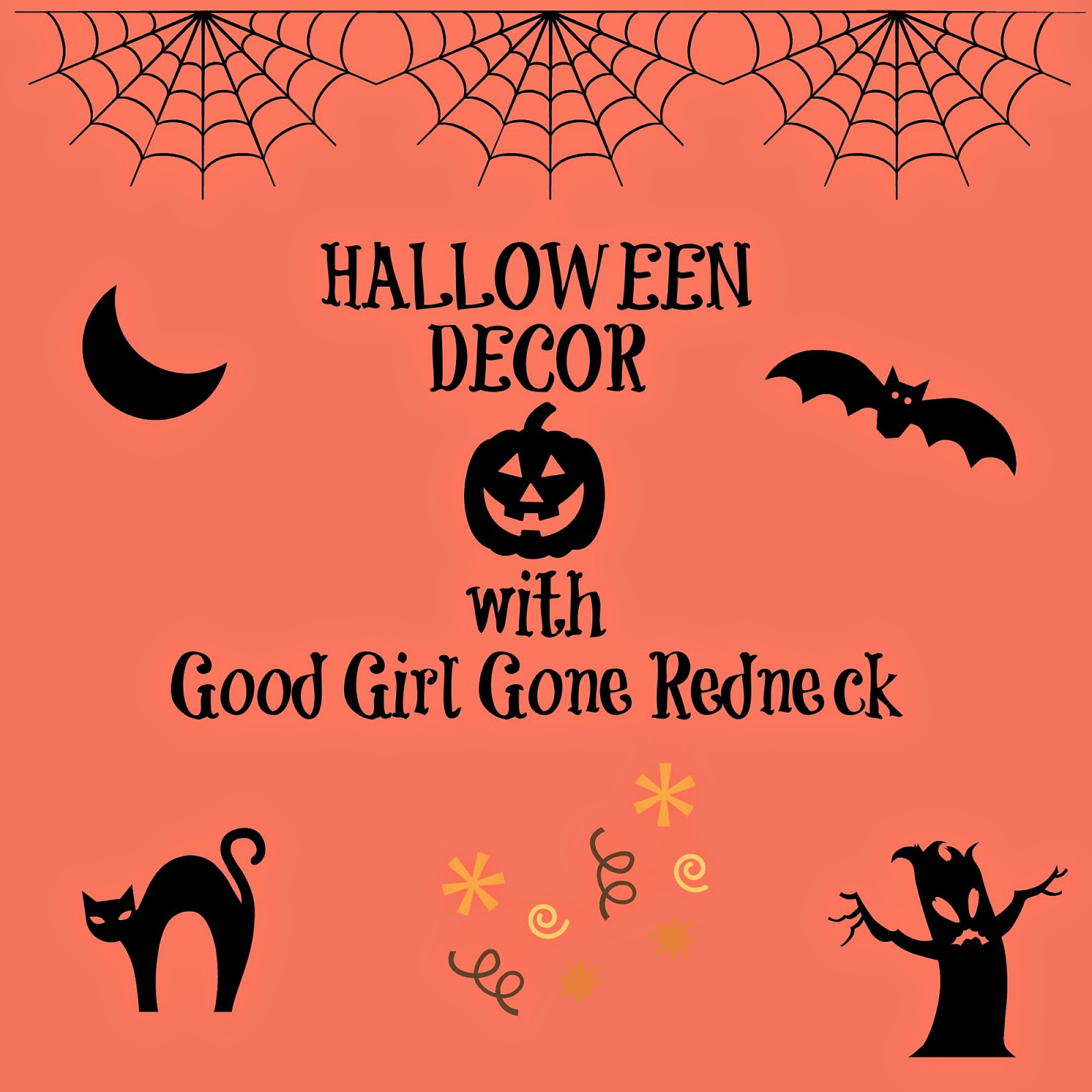 Halloween, decorating, ideas, inspiration