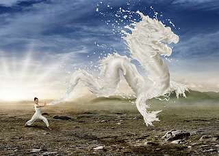 Martial art of the drago milk