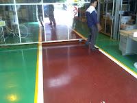 epoxy lantai untuk bengkel