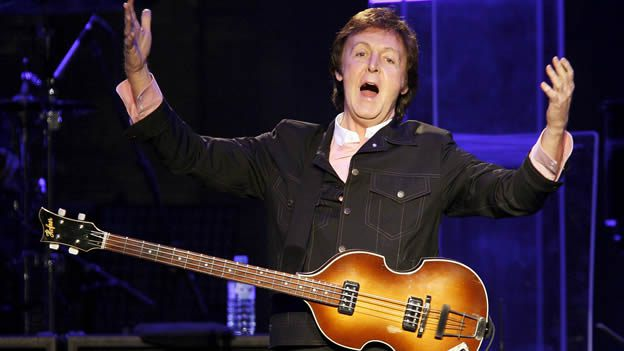 Paul McCartney 2010 08 19 Consol Energy Center Pittsburgh PA USA Up And Coming Tour