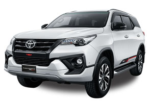 Toyota Fortuner Grand