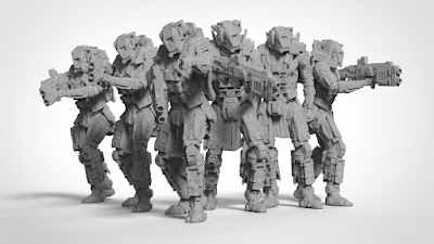 Koloss Assault Rifle Team picture 1