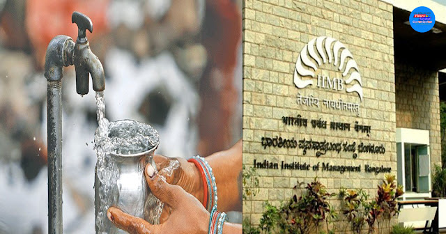 IIM Bangalore researches find a way to influence household water conservation