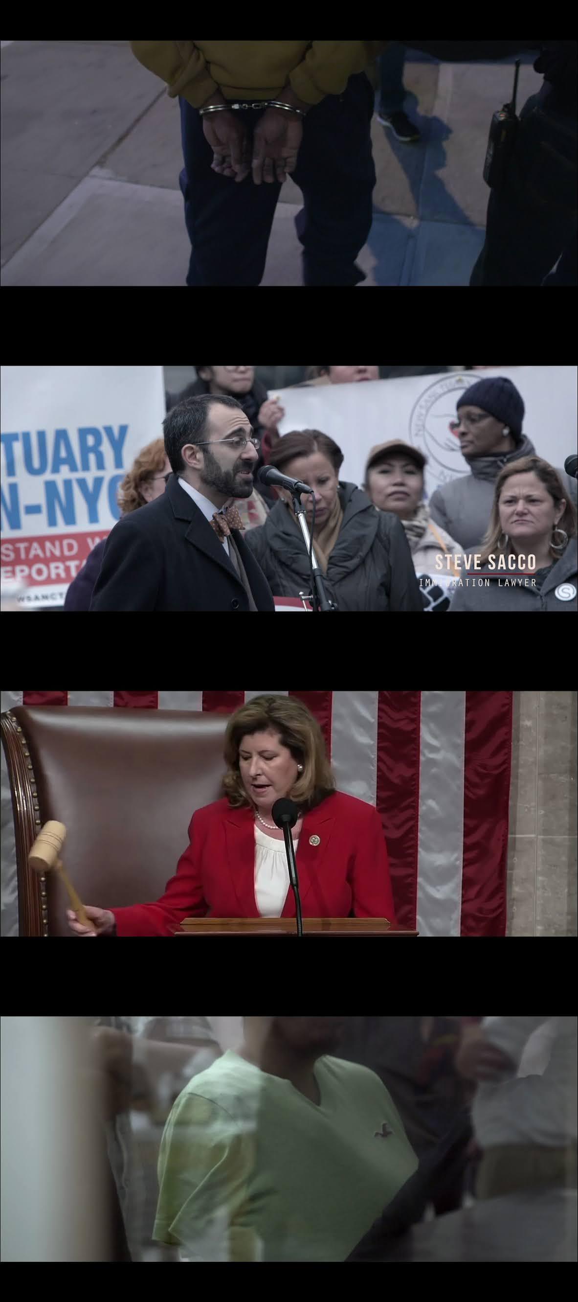 Nación de Inmigración Temporada 1 Completa HD 720p Latino
