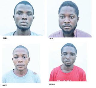 How Police Hunt For Taraba Wanted Gunmen, Arrest Five Gang Members