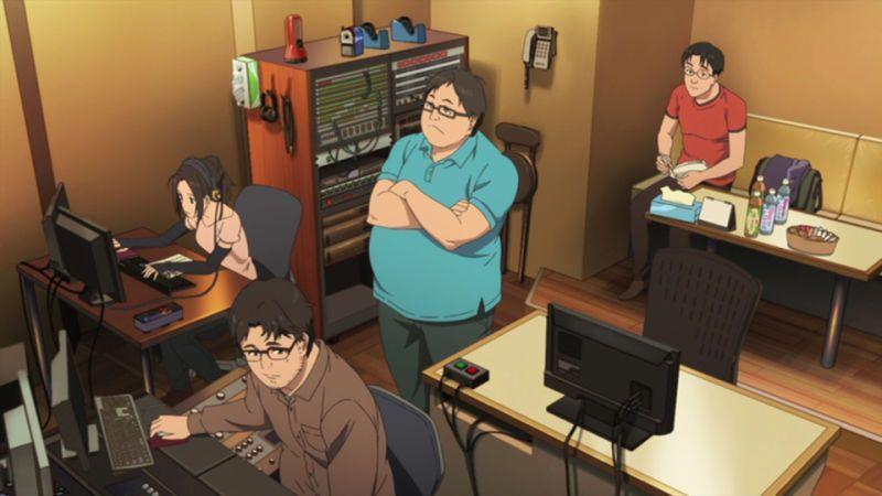Gaji Pembuat Anime