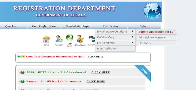 Encumbrance-certificate-online