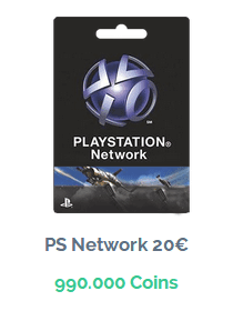 Premio de Ps Network