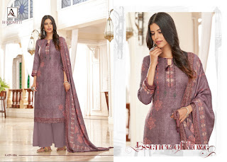 Alok Suits Bhoomiti  Pashmina  Winter Salwar Kameez Collection