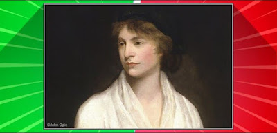 Q 18. Mary Wollstonecraft championed education and liberation of women with her book 'A Vindication of the Rights of Woman'. Which statement below is FALSE about Mary?
