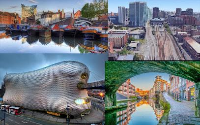 Beautiful Scenery in West Midlands England