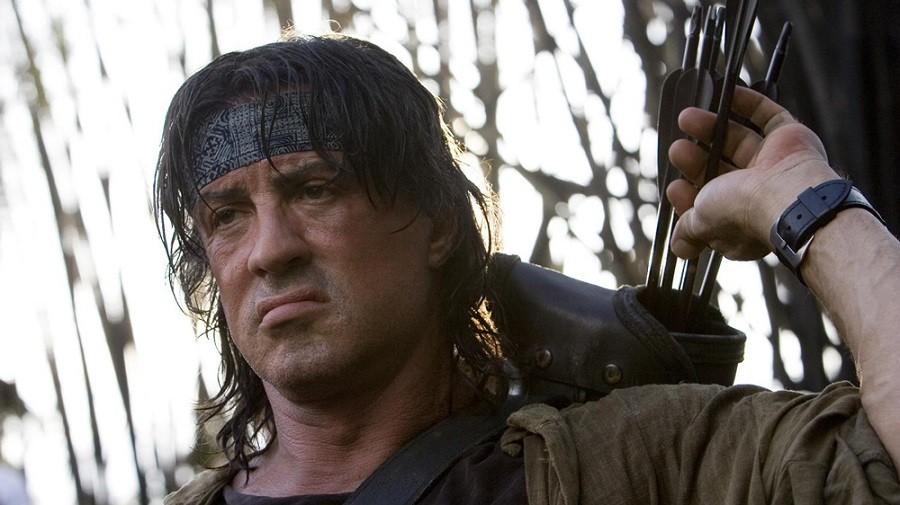 Rambo - 1, 2, 3 e 4 Coleção completa Torrent 2008 720p Bluray HD