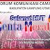Forum  Camat Kabupaten Lampura Mengucapkan Selamat HUT 4 Tahun Genta Merah