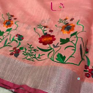 Divin Elegant Designer Sarees