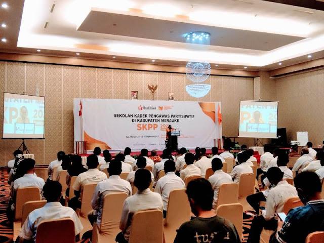 Oktovina Amtop Ungkap Alasan Bawaslu Merauke Selenggarakan Sekolah Kader Pengawas Partisipatif.lelemuku.com.jpg