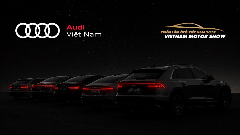 Audi sẽ giới thiệu 6 mẫu xe mới tại VMS 2019
