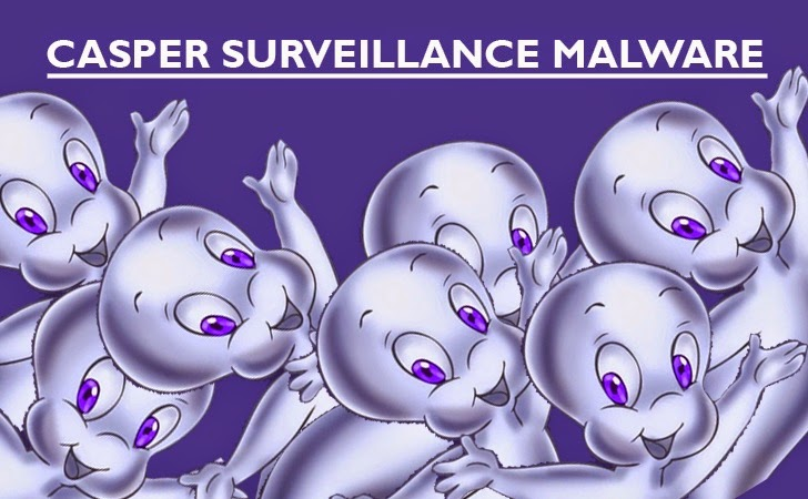 CASPER Surveillance Malware Linked to French Government