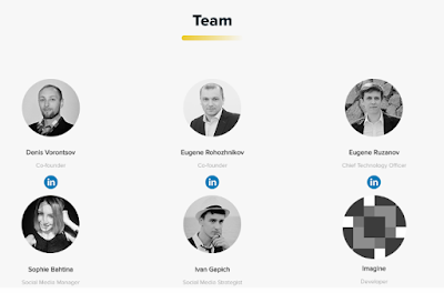 TEAM ICO PROJECT GeoManna Platform