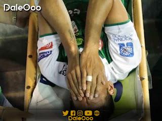 Mario Cuéllar sufrió fractura de peroné con luxación de tobillo - Oriente Petrolero - DaleOoo